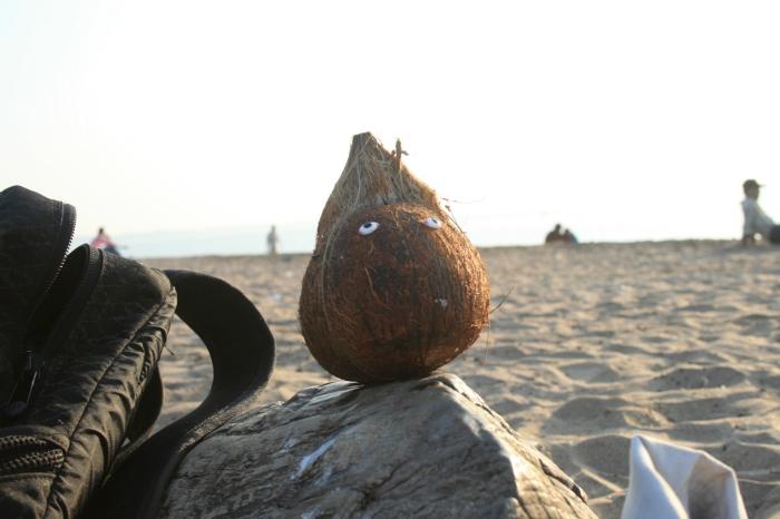 Fund am Strand