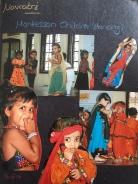 Feierlichkeit zu Navratri - 9 Nächte