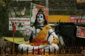 Rishikesh - eine Stadt der Yoga-Touristen (viele sind allerdings auch in Goa etc.)