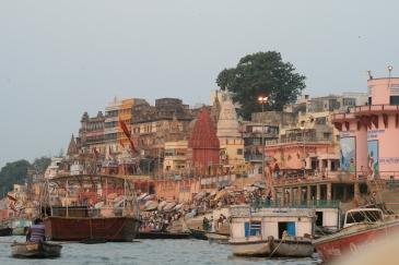 Varanasi - die heilige Stadt