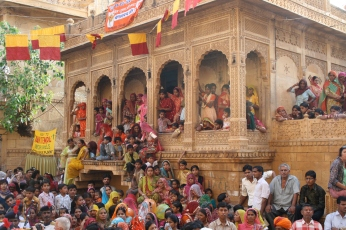 Bunte Festlichkeit Jaisalmer